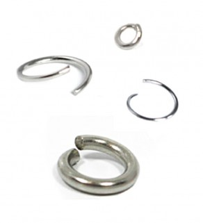 Stainless Steel Jump Rings...