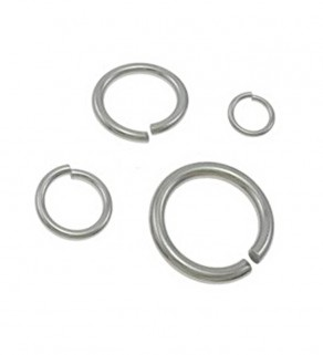 Stainless Steel Jump Ring...