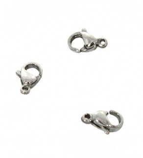 Lobster Clasps 316L - 1Pc